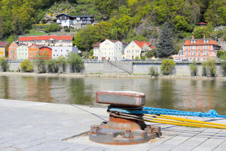 Passau on the Danube Stock Photo - 12754344