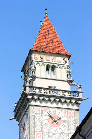 Town Hall Tower in Passau