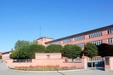Bauhaus School  in Luckenwalde