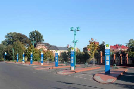 bus stop: Bus Stop Editorial