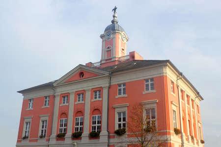 Templin town hall photo