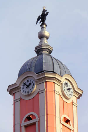 Town hall tower photo