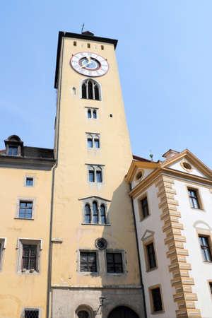regensburg: Hall of Regensburg