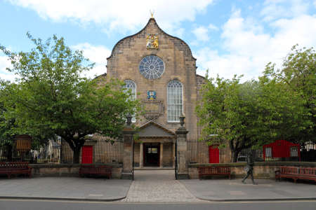 Church in Edinburgh photo