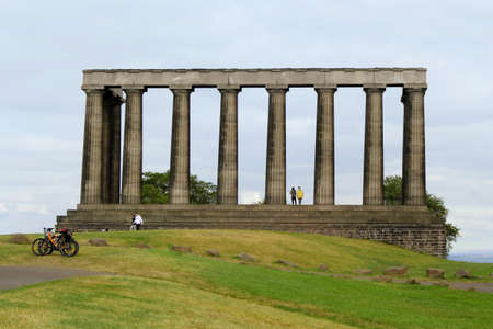 Edinburgh National Monument photo