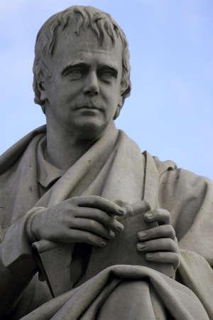 national poet: Sir Walter Scott