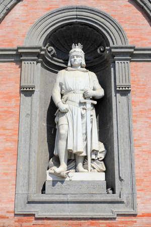 Sculpture at the Royal Palace photo