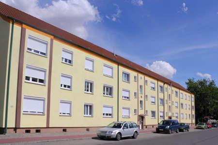 mietshaus: Prefab