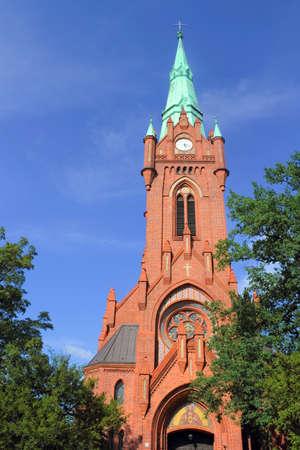 Sacred Heart Church Stock Photo - 13103530