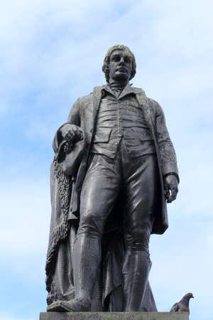 national poet: Robert Burns