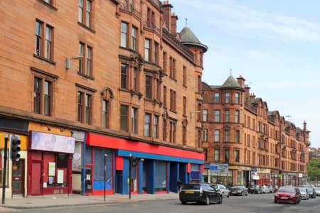 house series: Glasgow