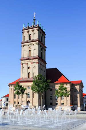 neustrelitz: City Church Neustrelitz