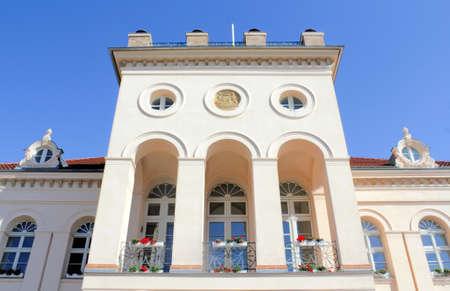 neustrelitz: City Hall Neustrelitz