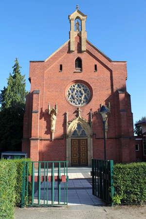 neustrelitz: Neustrelitz City Church