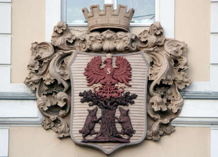 Eberswalde coat of arms photo