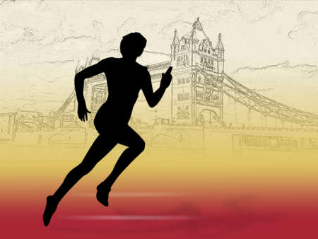 forerunner: Runner in London