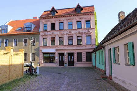 mietshaus: Old City of Brandenburg