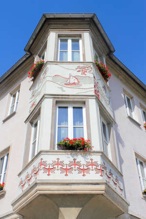 mietshaus: Old Building