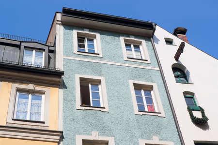 mietshaus: Munich old building facades