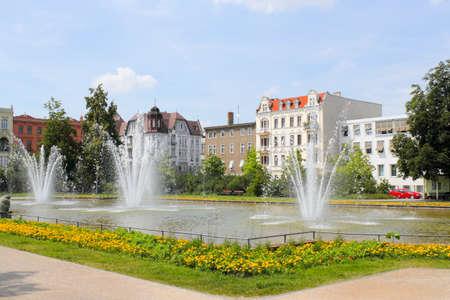 mietshaus: Cottbus City Park