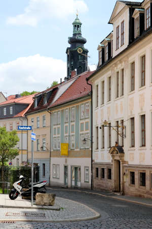 Old City Weimar Stock Photo - 13385796