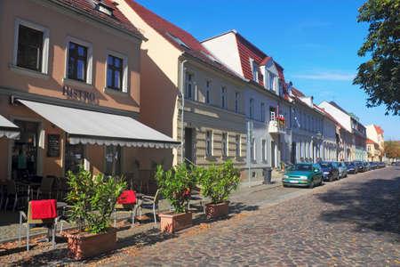 mietshaus: Old City Neuruppin