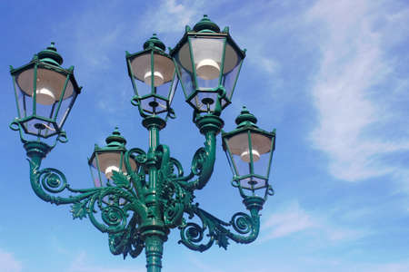 Old Lantern photo
