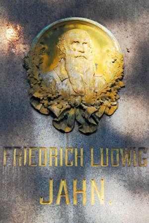 lower lusatia: Friedrich Ludwig Jahn