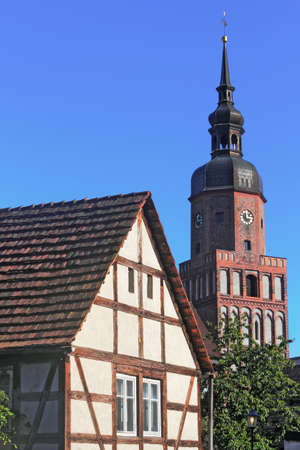 brandenburg home ownership: Old House and Cross Church