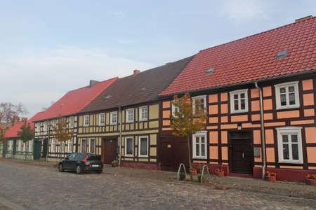 brandenburg home ownership: Old City of Templin Editorial