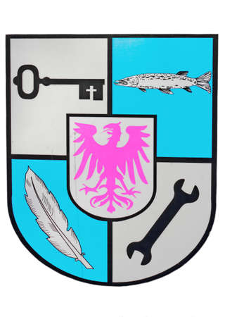 Coat of arms of Wriezen photo