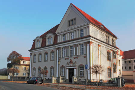 house gables: Tribunal de Distrito de Zehdenick