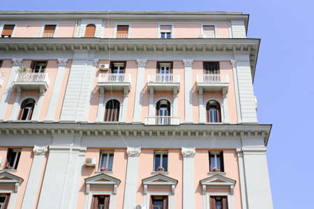 mietshaus: Palace in Naples