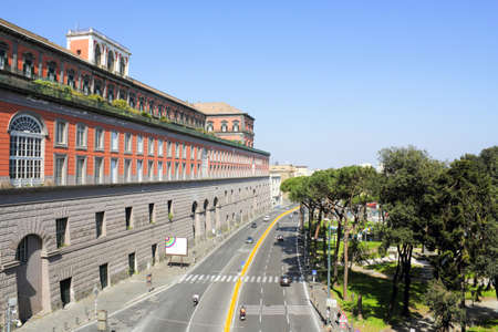 Palazzo Reale in Naples photo