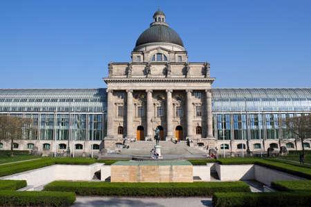 chancellerie: Bavaroise Chancellerie d'Etat