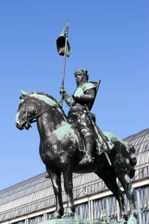 animal figurines: Otto of Bavaria