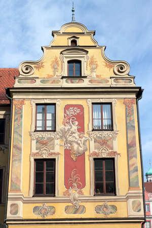 wheelhouse: Tax house in Memmingen