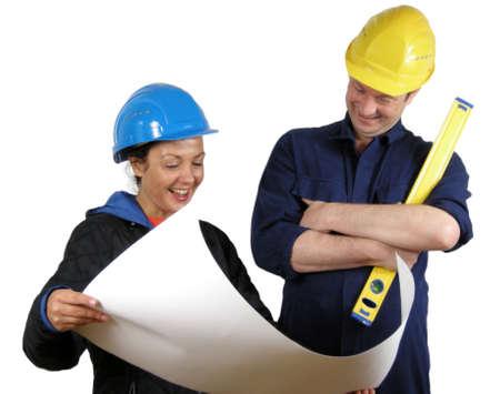 engineer's: Team Work