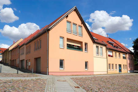Prenzlau housing development photo