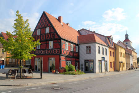 gable home renovation: Treuenbrietzen