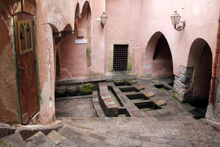 washhouse: Historical washhouse