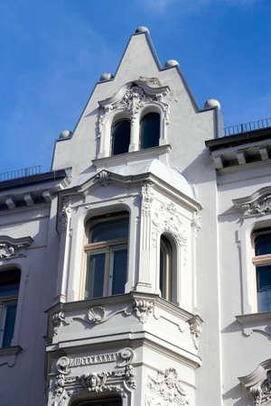 mietshaus: White House