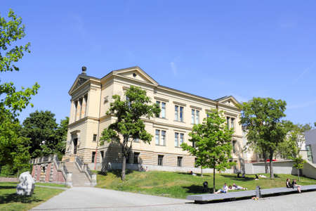 heritage protection: Martin-Luther-University Robertinum