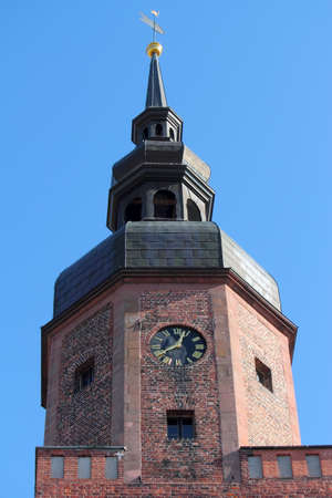 lower lusatia: Cross Church