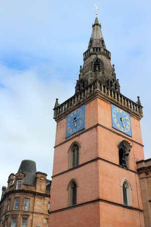 Glasgow City Tower photo