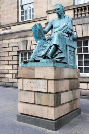 scholarly: David Hume