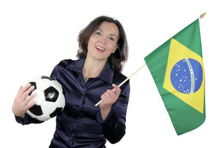 Brazil Fan photo