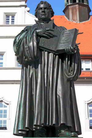 theologian: Wittenberg Luther Memorial