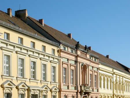 mietshaus: Potsdam