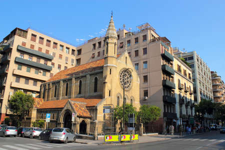 mietshaus: City Church in Palermo